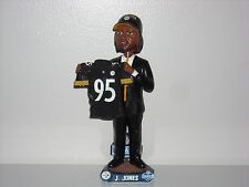 JARVIS JONES Pittsburgh Steelers Bobble Head 2013 NFL Draft Day Limited Edition