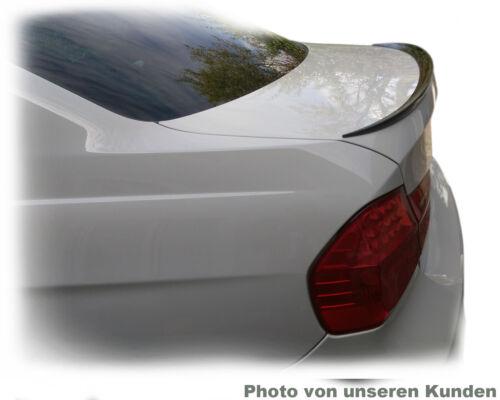 VW EOS Cabrio Coupe 2005-16 SCHWARZ flap spoilerstoßfänger heckschürze hecklippe