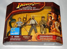 Indiana Jones / Mutt Williams / Col. Dovchenko Commemorative - Set 2 - Hasbro