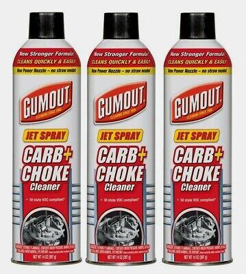 14 onzas 14 onzas Gumout 800002231 Carb y cebador Limpiador