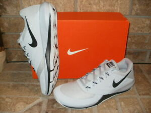 Details about New Nike Lunar Prime Iron II Training Shoe 908969 010 Gray Met Silver Black $80