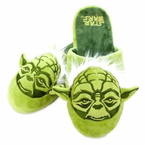 Star-Wars-Master-Yoda-Adult-Mule-Slip-On-Slippers-2-Sizes