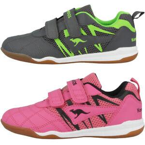 Kangaroos Court Comb V Sneaker Enfants De Loisirs Chaussures De Sport Chaussures De Sport 18332-afficher Le Titre D'origine DernièRe Technologie