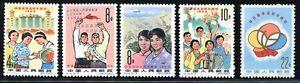 China-1965-C114-Friendship-Gathering-of-Chinese-and-Japanese-Youth-MNH