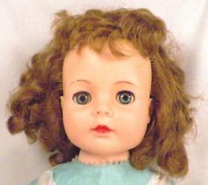 Honeybunch-Doll-20in-Ideal-VP20-Vinyl-Head-Rooted-Saran-Hair-Vintage-1956
