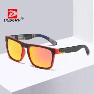 92d7bb8d81 Image is loading DUBERY-Men-039-s-Polarized-Sport-Sunglasses-Outdoor-