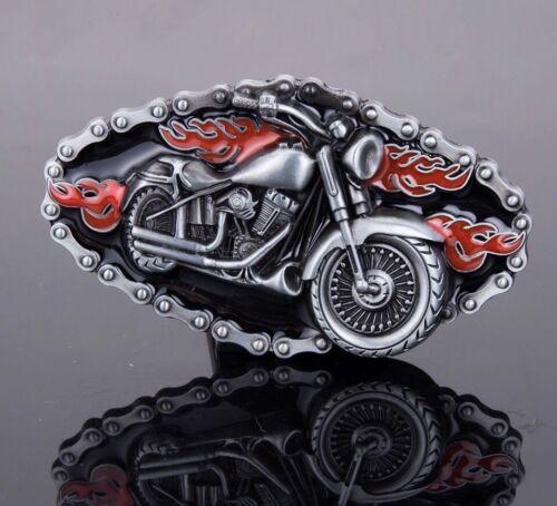 Mens Biker Chopper Motorcycle Outlaw Harley Davidson Belt Buckle
