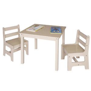 Kindersitzgruppe Kindertisch Mit 2 Stühle Kindertisch Set Baby