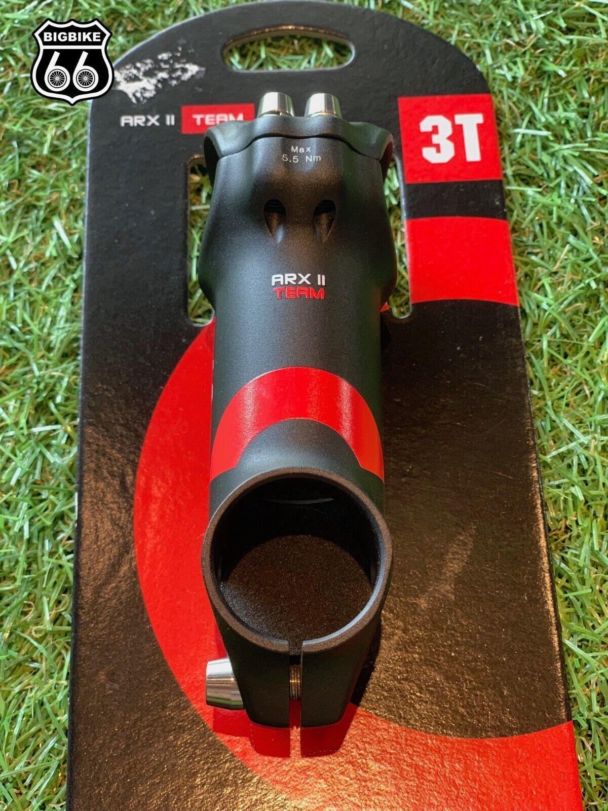 3T Tallo-ARX TEAM, 80 mm + II -6 grados