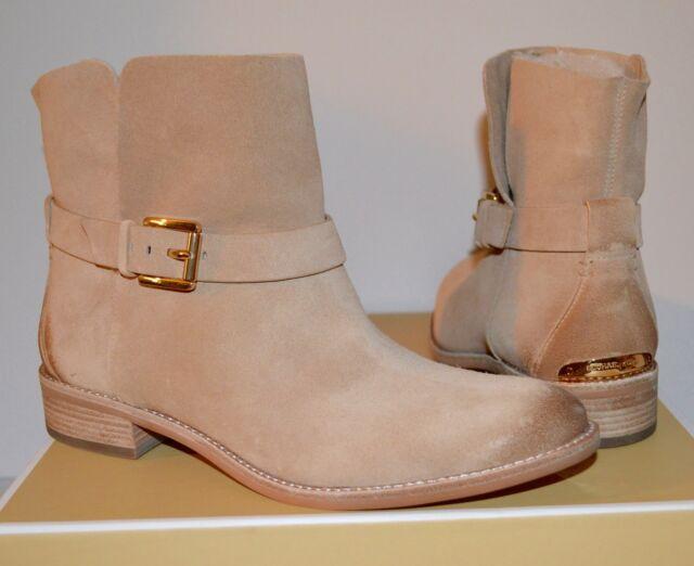 New $225 Michael Kors Walton Ankle Boot