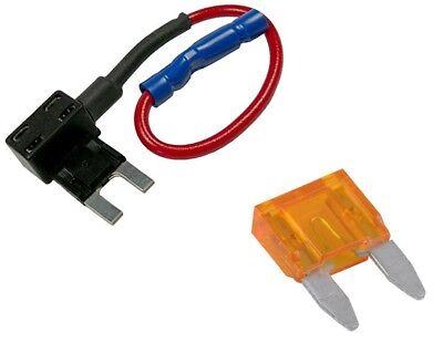 Mini ATM FUSE PLUG Add a circuit Fuse Block Extension for ATM Mini Fuse+ 5A  Fuse 722306726018 | eBayeBay