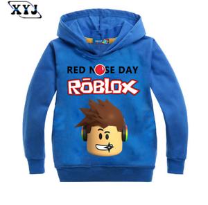 Fashion Roblox T Shirt Boys Hoodies Girls Sweatshirt Boys For