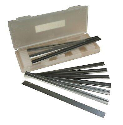 Hobelmesser für Bosch Hobel 82mm PHO und GHO 10x HSS Wendemesser