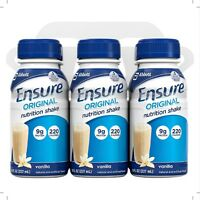 Ensure Original Nutrition Shake, Vanilla 8 Oz, 6 Ea (pack Of 2) on sale