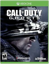 Call of Duty: Ghosts (Microsoft Xbox One, 2013)