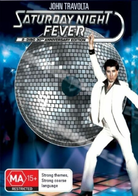 Saturday Nigtht Fever - 30th Anniversary Edition (2 DVD 2002)