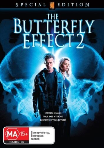 1 of 1 - The Butterfly Effect 02 (DVD, 2007)