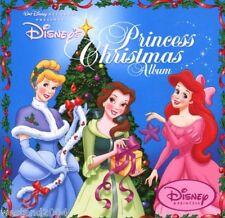 Disney Princess Christmas Album - CD NEW & SEALED    Original Walt Disney CD