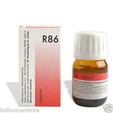 Dr Reckeweg Germany R86 Low Blood Sugar Drops Homeopathic Medicine