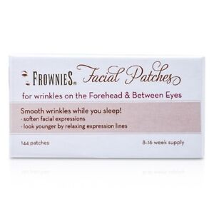 Frownies-Facial-Patches-For-Forehead-amp-Between-Eyes-144-Patches-Womens-Skin