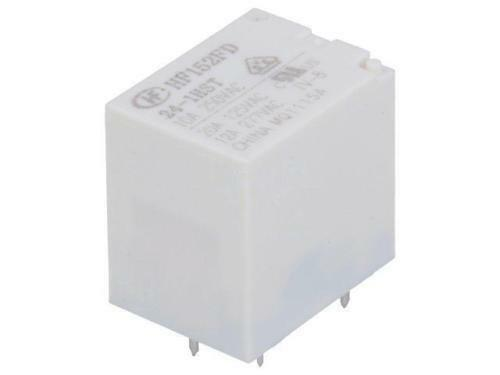 HF152FD//024-1HST Relay electromagnetic SPST-NO Ucoil24VDC 20A//125VAC