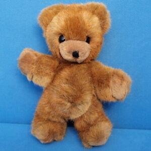 SIGIKID-TEDDY-BAR-STOFFTIER-28-CM-BRAUN-BEAR-TEDDYBAR-WEICH-KUSCHELTIER