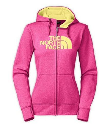 Check Women's For And Half Color The Size Fave Full Hoodie North Face zip Dome 8qTwHzFvq