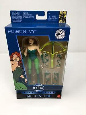 """DC Comics Multi-Univers Poison Ivy 6/"""" Action Figure deux"""