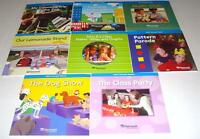 Harcourt Math 1st Grade 1 Concept Readers On Level