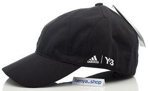 Adidas RG Y3 Leisure Cap Hat Tennis Yohji Yamamoto Roland Garros ... 9d2558c53f7