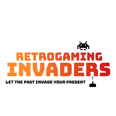 Retrogaming Invaders