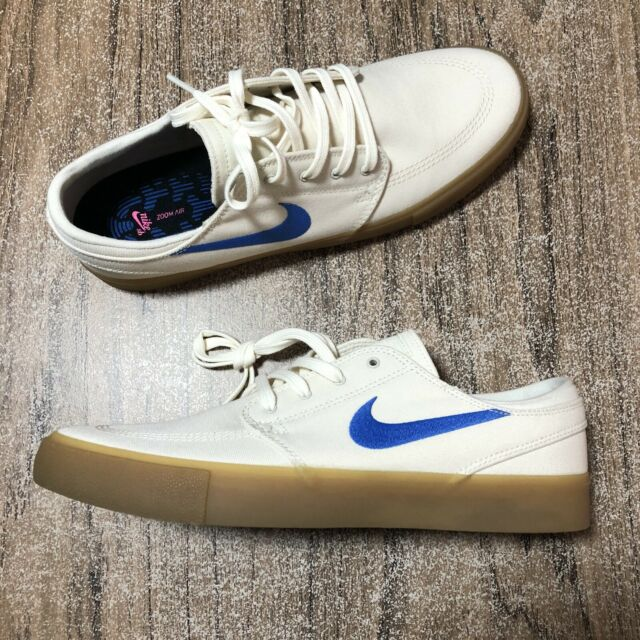 Size 7.5 - Nike Sb Zoom Stefan Janoski Canvas RM Pale Ivory for ...