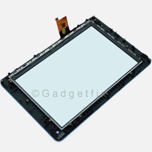 Frame Huawei MediaPad s7-301 S7-303u Outer Glass Touch Digitizer Screen Panel