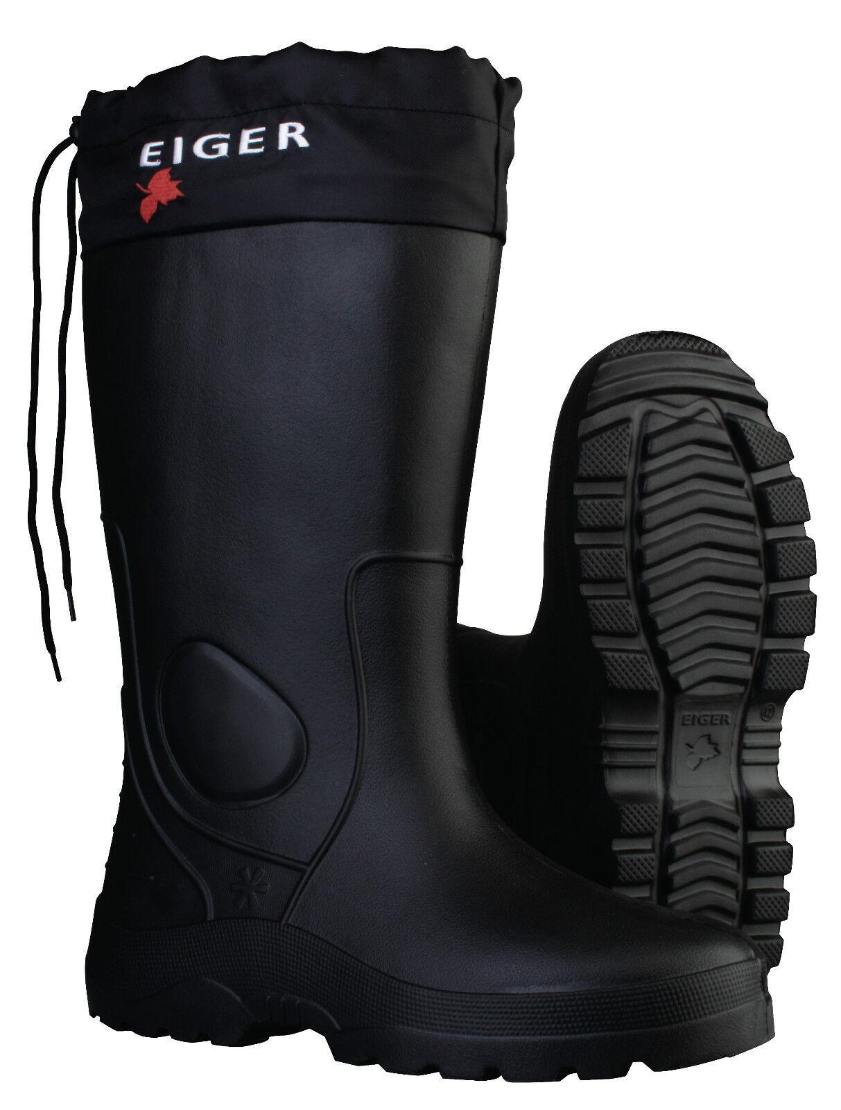 EIGER Lapland Thermo Stiefel Stiefel Stiefel bis -30°C -Größe wählbar- Thermostiefel Winterstiefel 3a4114