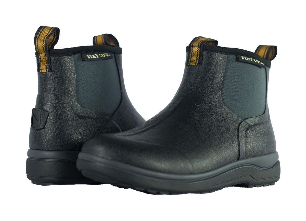 Noble Outfitters  para Dama Barro Stay Cool 15.2cm Color Negro Varios Tamaños  descuento de ventas en línea