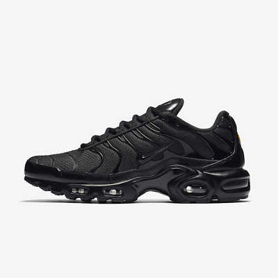 Nike Air Max Plus 604133 050 TRIPLE NERO sintonizzato AIR TN 97 98 Vapormax | eBay