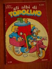 Gli Albi di Topolino n°1274 [G423] - BUONO