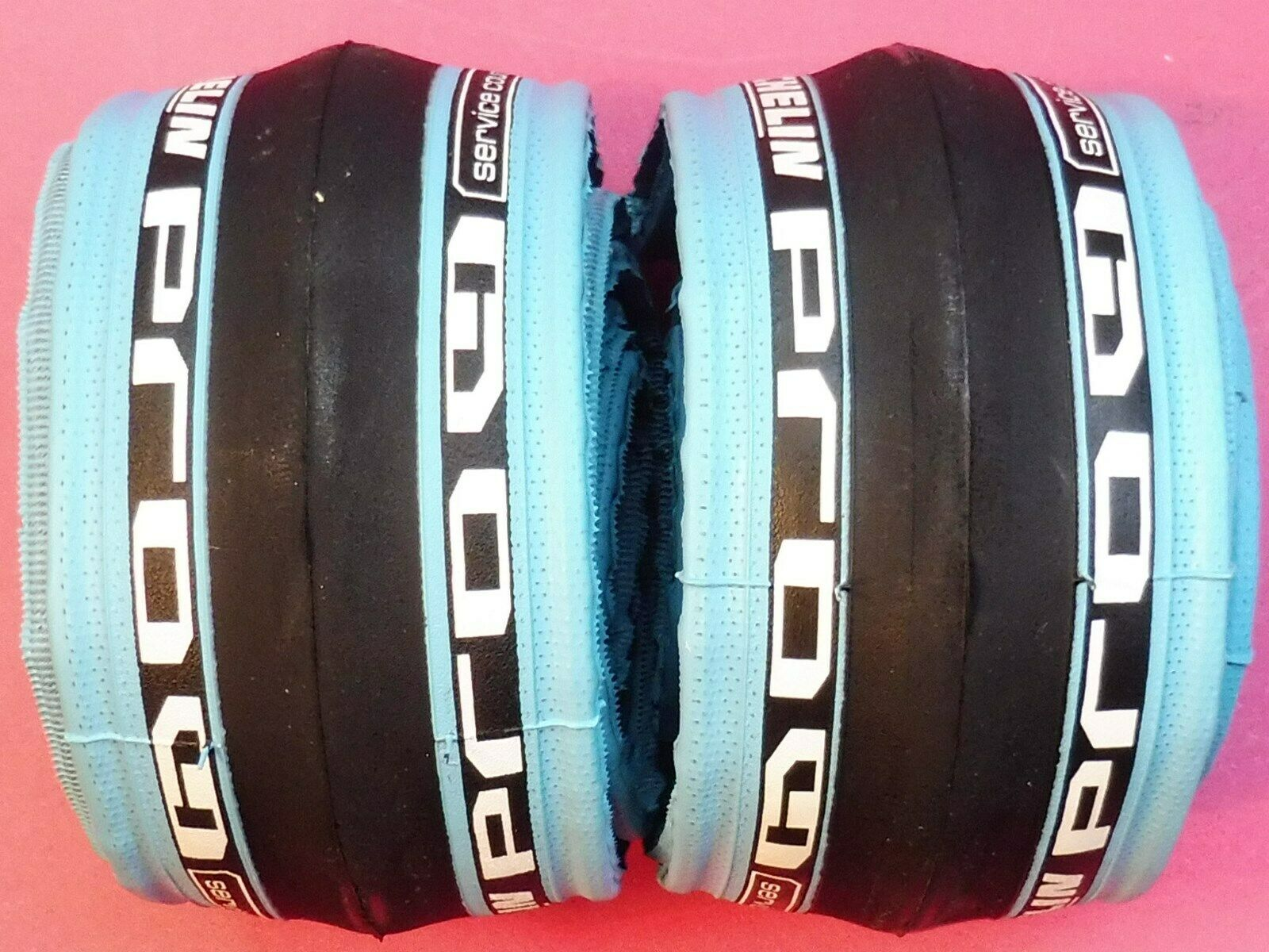 Two michelin pro-race 4  (digital bluee. 700 - 23) tires nos  in stock