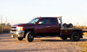 2008 CHEVY 3500   TOW TRUCK FOR SALE