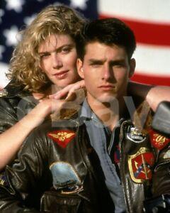 Top-Gun-1986-Tom-Cruise-Kelly-McGillis-10x8-Photo