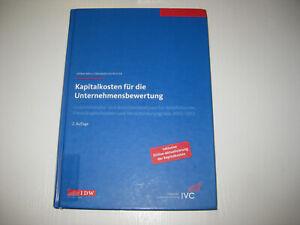 Kapitalkosten-fuer-die-Unternehmensbewertung-Droeschell-Franke-Schulte-2012