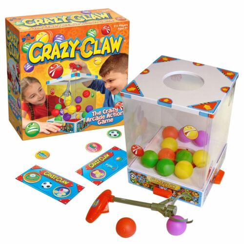 New Crazy Claw Children/'s Arcade Action Game Kid/'s Official