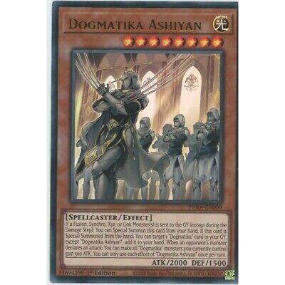 Dogmatika Ashiyan PHRA-EN009 Ultra Rare 1st Edition