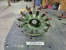 B16102 Drive Steel Picker Wheel With Rim For John Deere 70 Amp 71 Flex Planter