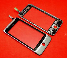 Original HTC Desire Z A7272 Touchscreen Touch Screen Glas Digitizer Rahmen Frame
