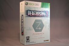 Dead Rising 2 Zombrex Edition (Xbox 360/One/XBO) ii collector limited new SEALED