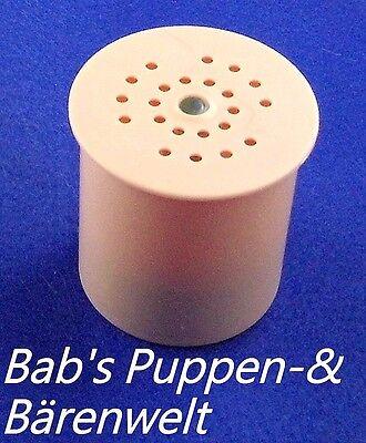Mamastimme aus Kunststoff für Puppen 48 x 45 mm