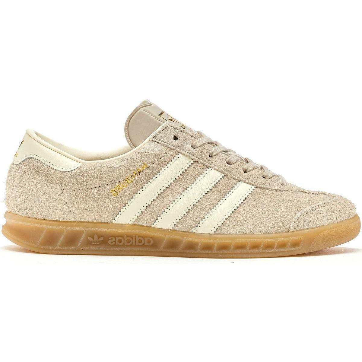Mujer señoras Adidas Hamburgo Zapatillas & Zapatos bb5110 & Zapatillas by9674 todos los tamaños 1c292a