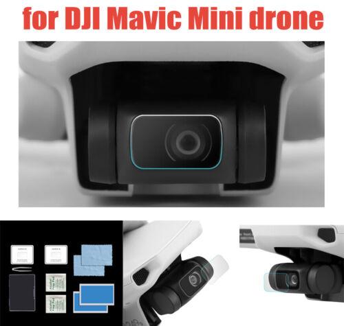 For DJI Mavic Mini Drone 2x HD Camera Lens Protector Film Toughened Glass