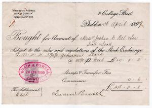 I-B-QV-Revenue-Contract-Note-1-Dublin-1899